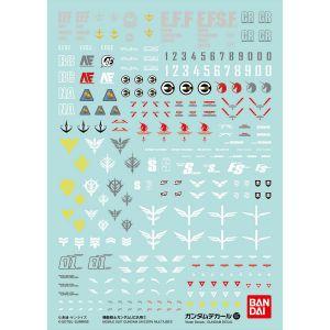 GD-107 Gundam Unicorn Series Decal