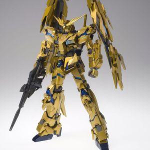GFFMC Unicorn Gundam 03 Phenex Metal Composite