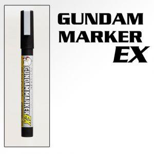 XGM02 Shine Silver Gundam Marker EX