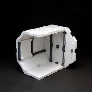 H Hangar Octagon White