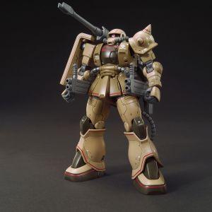 HG MS-06CK Zaku Half Cannon (Gundam The Origin Ver.)