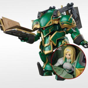 HG 1/24 Spiricle Striker Mugen (Claris Custom)