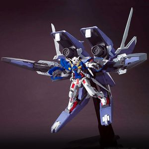 HG00 GN Arms Type E + Gundam Exia Trans-Am Mode
