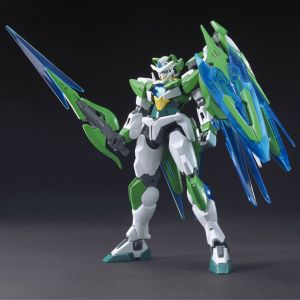 HGBF Gundam 00 Shia QAN[T] (Quanta)