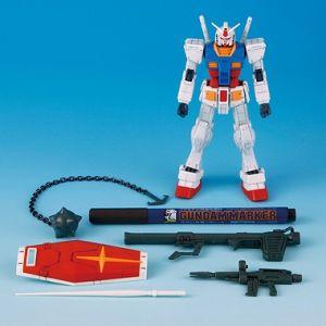 HGUC Gunpla Starter Set 2: Gundam Ver.G30th & Gundam Marker