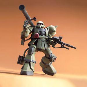HGUC MS-06 Zaku The Ground War Set