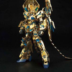 HGUC RX-0 Unicorn Gundam 03 Phenex (Destroy Mode Narrative Ver.) Gold Coating