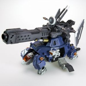 HMM Zoids RZ-013 Buster Tortoise