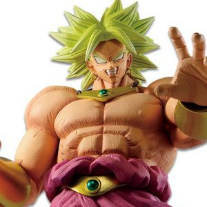 Ichibansho Figure Full Power Super Saiyan Broly (Vs Omnibus Z)