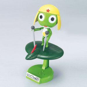 Keroro Gunso Plamo Collection 06 Sergeant Frog Ver 1.5 + Flying Board