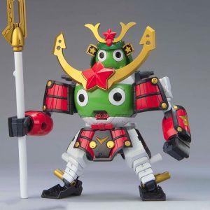 Keroro Gunso Plamo Collection 25 Musha Keroro Robo
