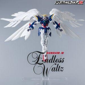 Logo Display Gundam W Endless Waltz (Large)