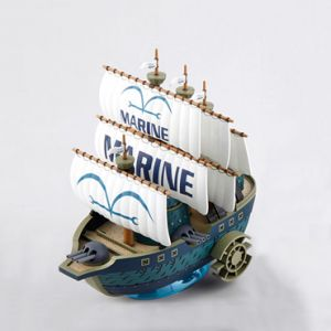 Marine Warship - One Piece Grand Ship Collection