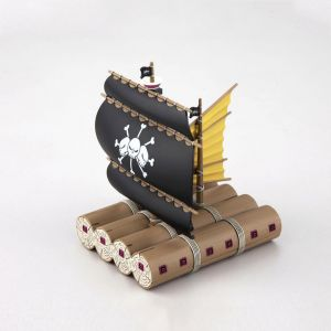 Marshall D. Teach's Pirate Ship - One Piece Grand Ship Collection