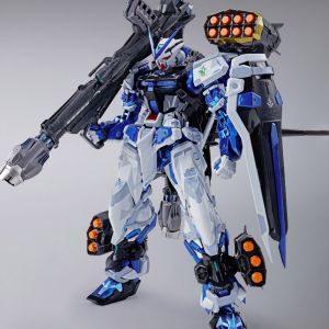 Metal Build Gundam Astray Blue Frame + Full Weapon Set