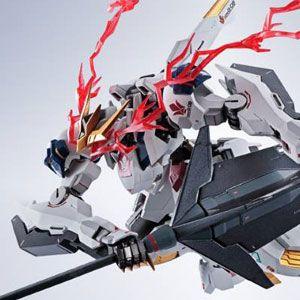 Metal Robot Spirits Gundam Barbatos Lupus Rex