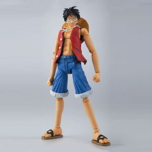 MG Figure-rise Monkey D. Luffy