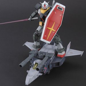 MG G-Armor (RX-78-2 Gundam + G-Fighter) Real Type Color Ver.