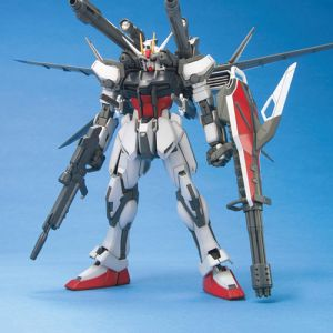 MG GAT-X105 Strike Gundam + I.W.S.P