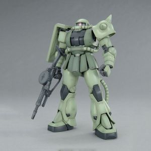 MG MS-06F Zaku II Ver 2.0