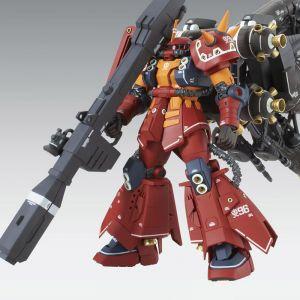 "MG MS-06R Zaku II High Mobility Type ""Psycho Zaku"" (Gundam Thunderbolt) Ver.Ka"