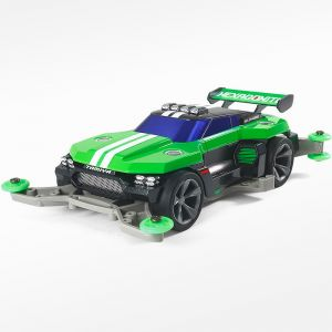 Mini 4WD PRO Hexagonite (MA Chassis)