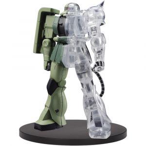 Mobile Suit Gundam INTERNAL STRUCTURE: MS-06F Zaku II (Ver. A)