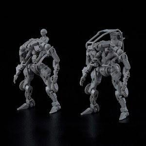MODEROID 1/35 Multi-Purpose EXOFRAME (Gray)