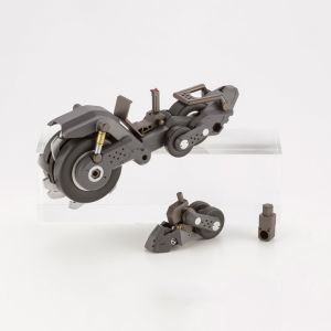 MSG Weapon Unit MH26 Wheel Grinder