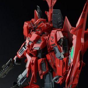 MG MSZ-006-P2/3C Zeta Gundam P2 Red Zeta