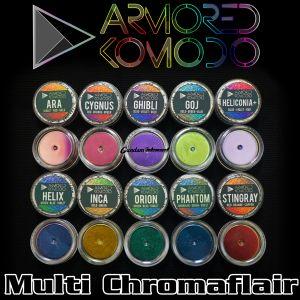 Armored Komodo Multi Chromaflairs