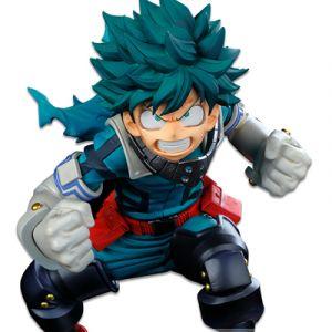 My Hero Academia BANPRESTO WORLD FIGURE COLOSSEUM Modeling Academy Super Master Stars Piece: The Izuku Midoriya