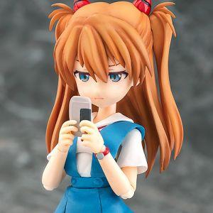 Parfom R! Asuka Shikinami Langley: School Uniform Ver.