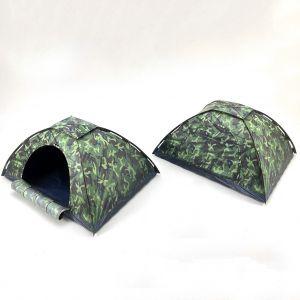 PEPATAMA Series 1/12 Scale Paper-Diorama M-008 Tent Set A
