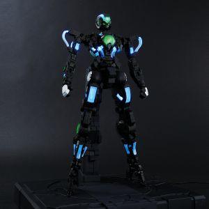 PG GN-001 Gundam Exia LED Unit Set
