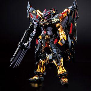 RG MBF-P01-Re2 Gundam Astray Gold Frame Amatsu Mina (Gold Coating)