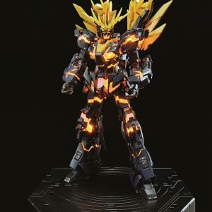 RG RX-0 Unicorn Gundam 02 Banshee Norn Destroy Mode (Lightning Model)