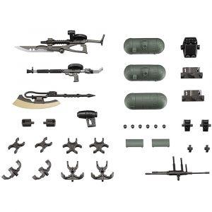 Robot Spirits Zeon Weapons Set Ver. A.N.I.M.E.