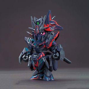 SD Gundam World Heroes 06 Sasuke Delta Gundam