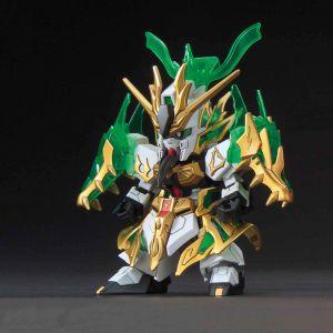 SD Sangoku Soketsuden 02 GuanYuYunChang Nu Gundam