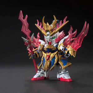 SD Sangoku Soketsuden 03 ZhangFei God Gundam