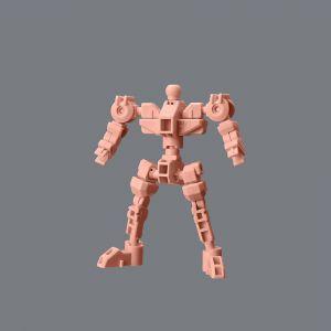 SD Gundam Cross Silhouette Frame (Red)