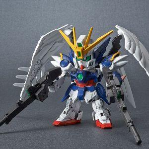 SD Gundam Cross Silhouette Wing Gundam Zero Custom