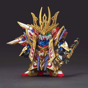 SD Gundam World Heroes 08 Cao Cao Wing Gundam Isei Style (Holy Armor)