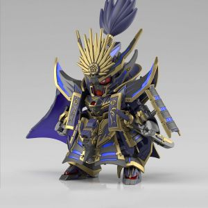 SD Gundam World Heroes 11 Nobunaga Gundam Epyon Dark Mask Ver.