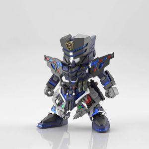 SD Gundam World Heroes 13 Sergeant Verde Buster Team Member