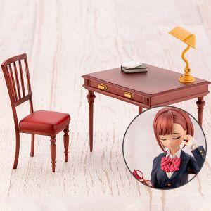 Sousai Shojo Teien MV002 After School Retro Desk