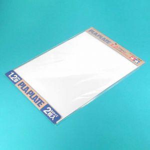 Tamiya Pla-Plate B4 Size (1.2mm) 2pc