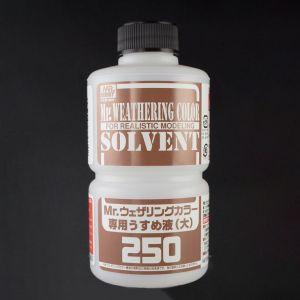 WCT102 Mr.Weathering Color Solvent 250