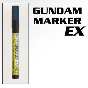 XGM04 Cosmo Metallic Blue Gundam Marker EX